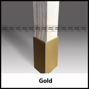 CASAREVO Gold room divider