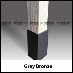 CASAREVO Grey Bronze room divider