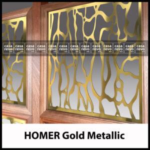 Casarevo Gold room divider HOMER