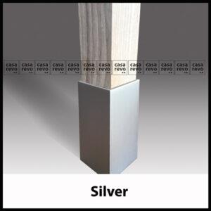 CASAREVO Silver metallic