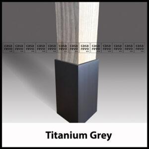 CASAREVO Titanium Grey metallic