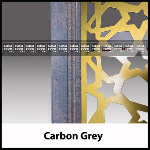 casarevo carbon grey room dividers