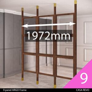 CASAREVO screen divider sizes