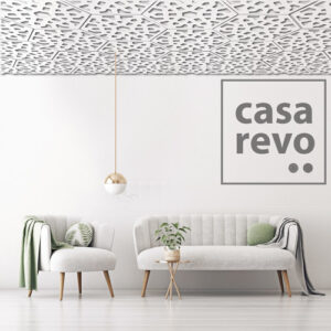 Chennai white ceiling tile CASAREVO