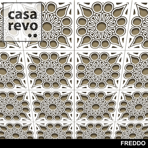 FREDDO MDF CEILING PANELS BY CASAREVO