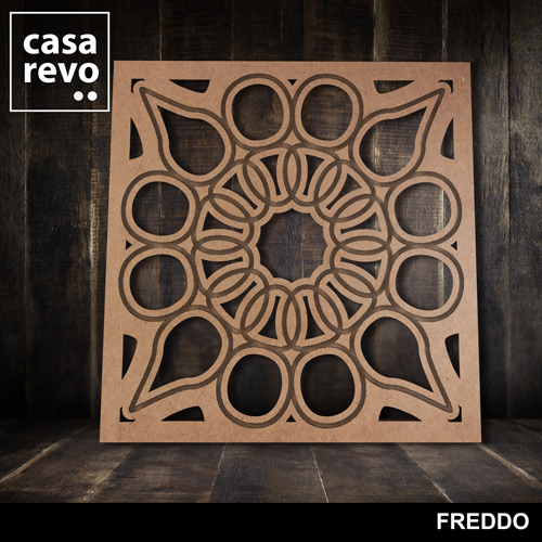 FREDDO MDF FRETWORK PANEL BY CASAREVO
