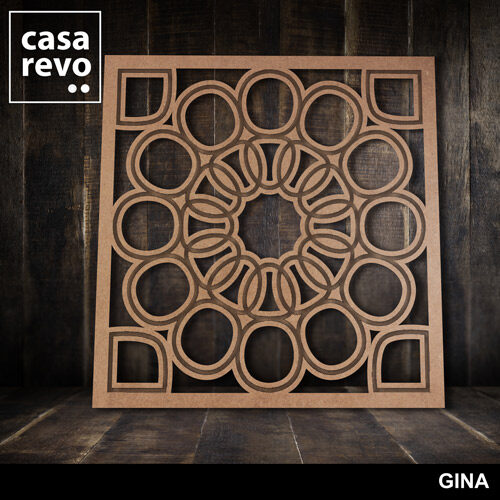 GINA MDF FRETWORK PANELS BY CASAREVO