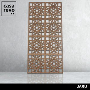 JARU 8 panels fretwork by CASAREVO