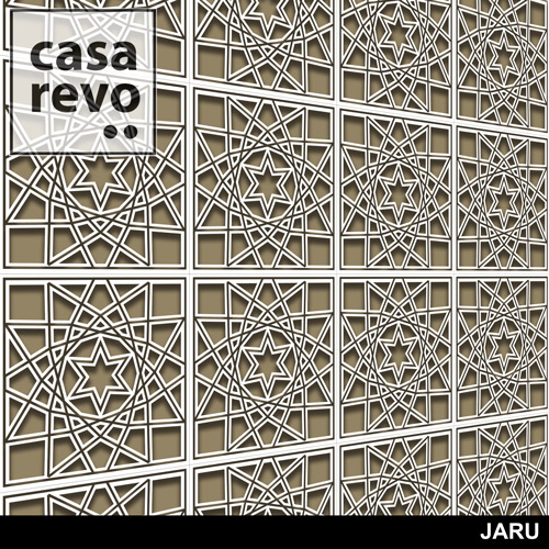 JARU MDF WALL TILES BY CASAREVO