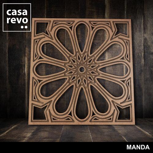 MANDA MDF FRETWORK PANELS BY CASAREVO