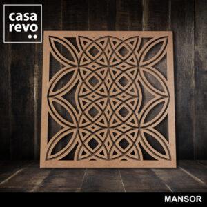MANSOR mdf CASAREVO panels