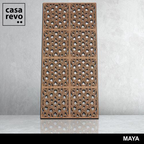 MAYA 3D FRETWORK PANELS CASAREVO
