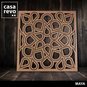 MAYA MDF FRETWORK PANELS BY CASAREVO