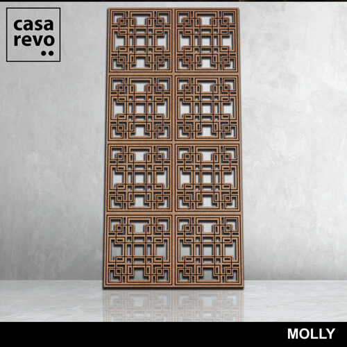 MOLLY 3D LARGE FRETWORK PANEL CASAREVO