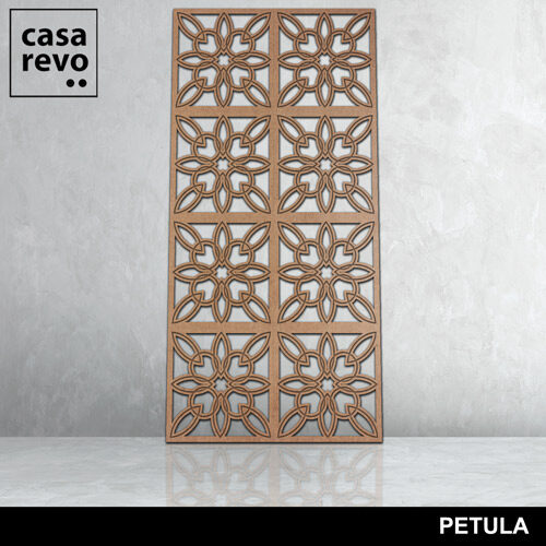 PETULA 8 panels fretwork by CASAREVO