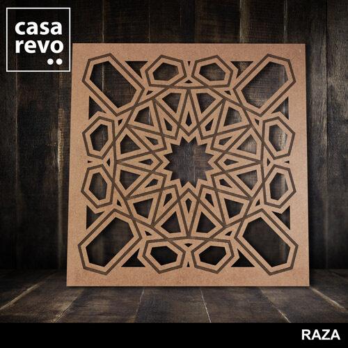 RAZA MDF FRETWORK PANELS BY CASAREVO