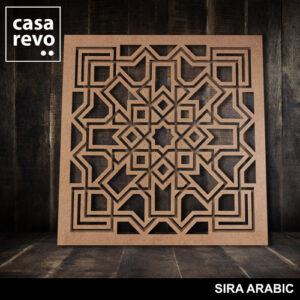 SIRA ARABIC CASAREVO MDF PANELS