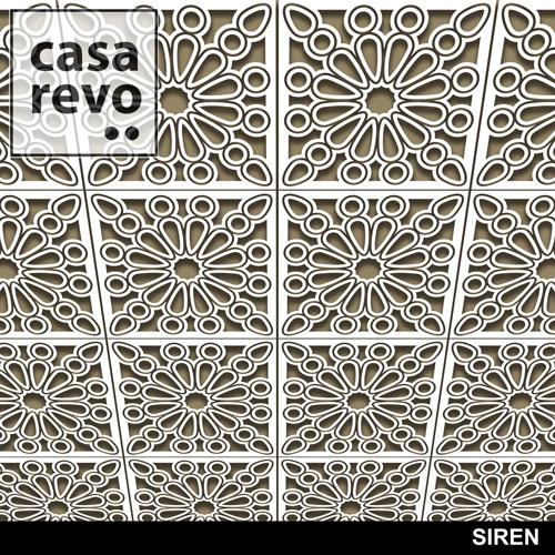 SIREN MDF CEILING PANELS BY CASAREVO