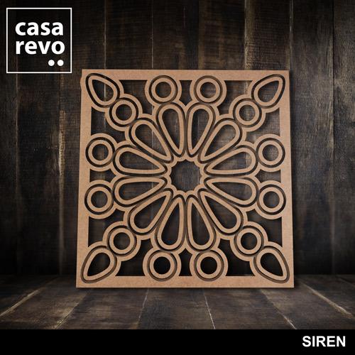 CASAREVO SIREN mdf fretwork panels