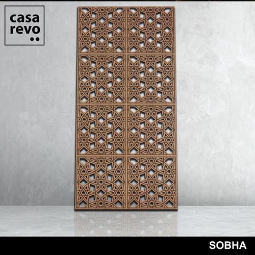 SOBHA 8 panels fretwork by CASAREVO