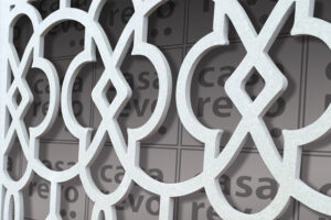 CASAREVO MDF Fretwork panels