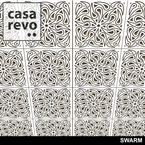 SWARM MDF CEILING PANELS BY CASAREVO