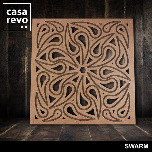 SWARM MDF FRETWORK PANELS BY CASAREVO