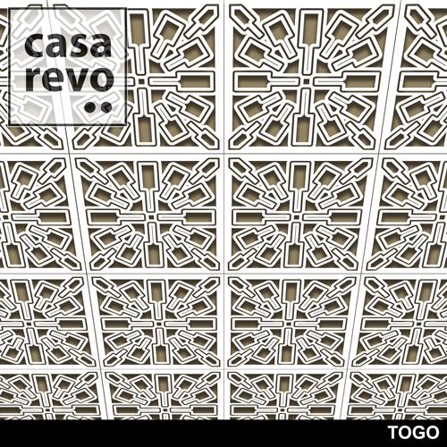 TOGO MDF CEILING TILES BY CASAREVO