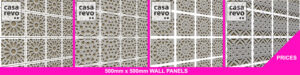 casarevo prices for mdf wall panels