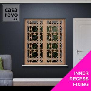BLOOM WINDOW SHUTTER BY CASAREVO