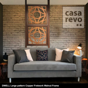 CASAREVO room divider DWELL LARGE copper