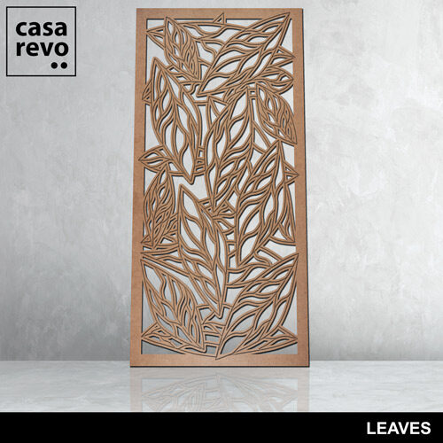 LEAVES MDF LARGE PANEL by CASAREVO