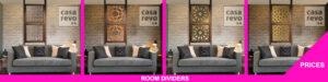 CASAREVO Room Divider prices