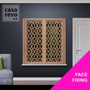 SOLO ARABIC WINDOW SHUTTERS BY CASAREVO
