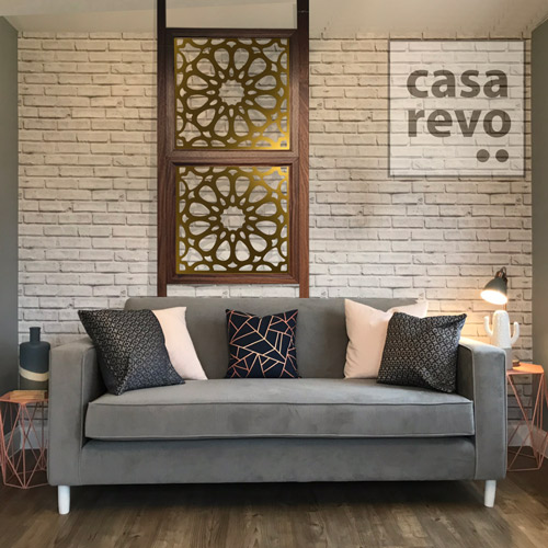 SPIKE Arabic room partitions by CASAREVO
