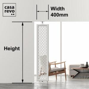 CASAREVO Side Screen Room dividers Dimensions