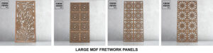 large mdf fretwork screens by casarevo