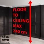 CASAREVO room partition room dimensions
