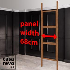 CASAREVO single room partition sizes