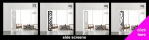 CASAREVO Side screen room dividers
