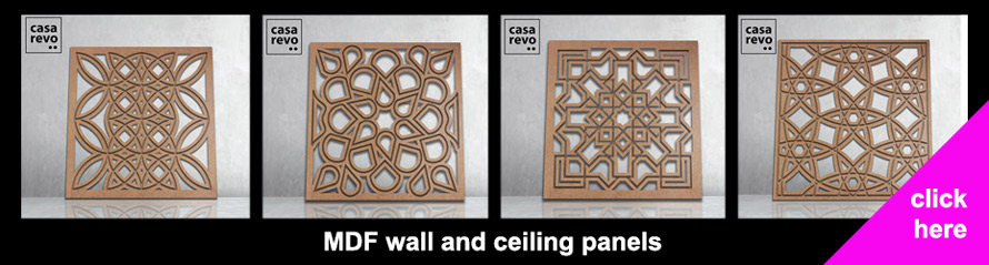 casarevo wall and ceiling tiles