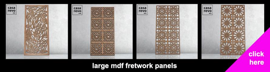 casarevo large mdf panels