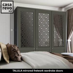 TALULA Mirrored wardrobe door by CASAREVO