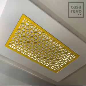 CLOUT Arabic Gold MDF Ceiling panels