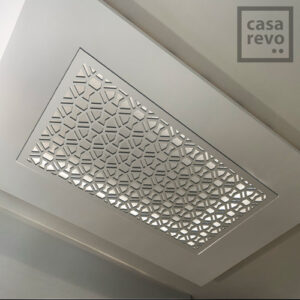 CLOUT Arabic White MDF Ceiling panel