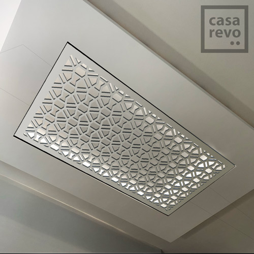 CLOUT White arabic style ceiling panel designs